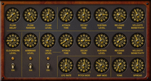 The Cosmic Music Box GUI