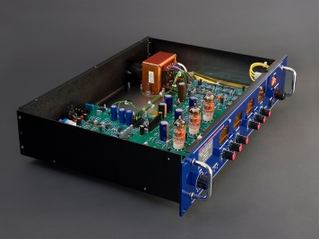 Triple Tube Hybrid Analog Phaser_Internal