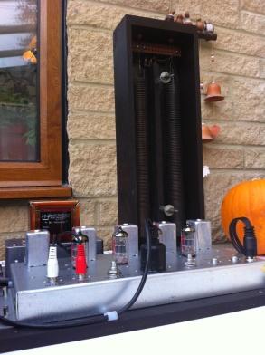 Hideaway Baldwin Panoramic Tone Convertor