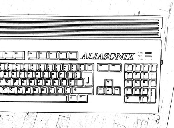 Aliasonix Promo Pic 04